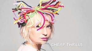 Sia Ft. Sean Paul - Cheap Thrills (Discotheque Style Remix)