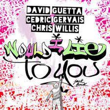 david guetta Would I Lie To You (Club Mix)