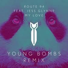 YONEE Bombs Of My Love (YONEE Get Down Remix)