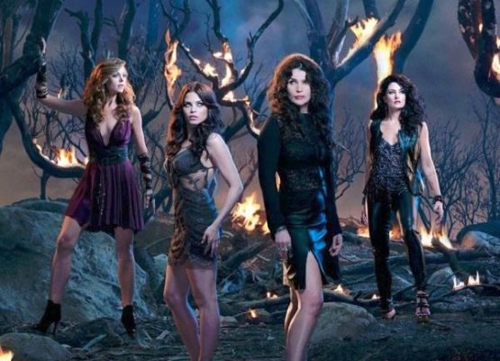Série Witches of East End