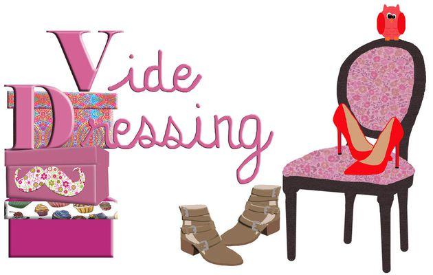 Organiser un vide dressing chez soi !