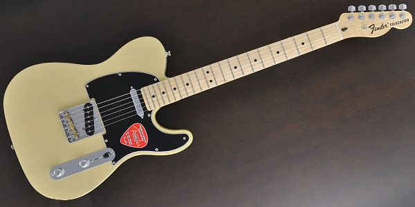 TEST : FENDER Telecaster American Special