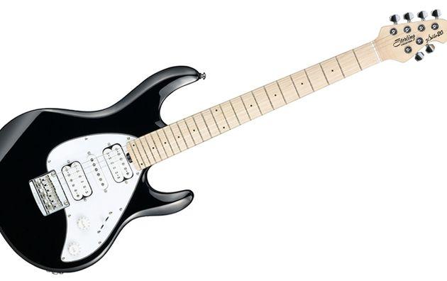 TEST : guitare STERLING SILO 20