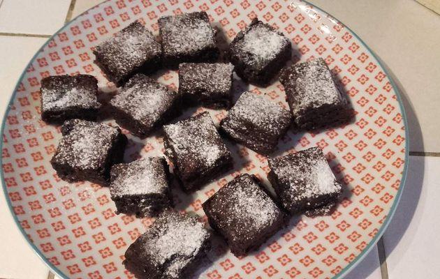 BROWNIES pour les amateurs de VRAI chocolat !