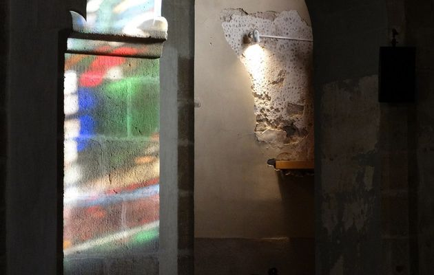 L'église de Beaulieu sous la Roche #Vendée