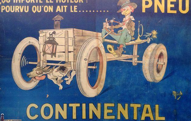 Le musée de l'automobile de Vendée : Les affiches (3)