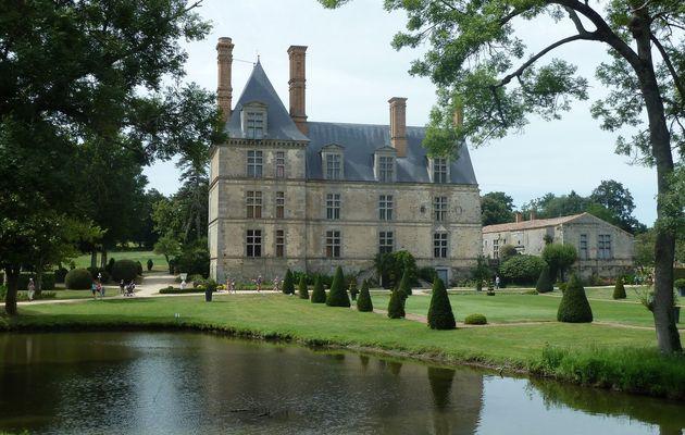 Le château des aventuriers à Avrillé