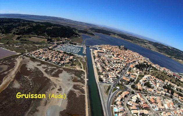Photos aériennes de Gruissan / Aude