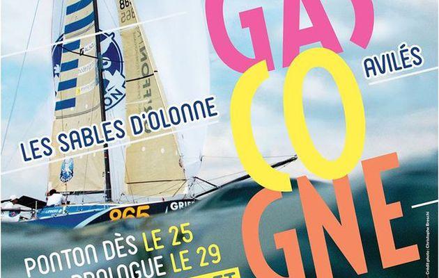 Voile Transgascogne : départ des Sables d'Olonne