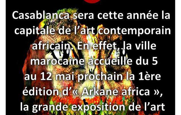 Casablanca accueille la 1ère édition d'Arkane Africa
