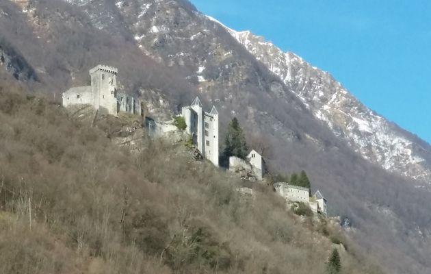 La Forteresse de Miolans en Savoie