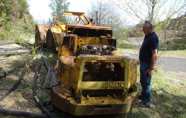 Les mines de fer de Batère sur les flancs du Canigou