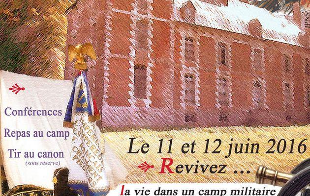 Manifestation napoléonienne