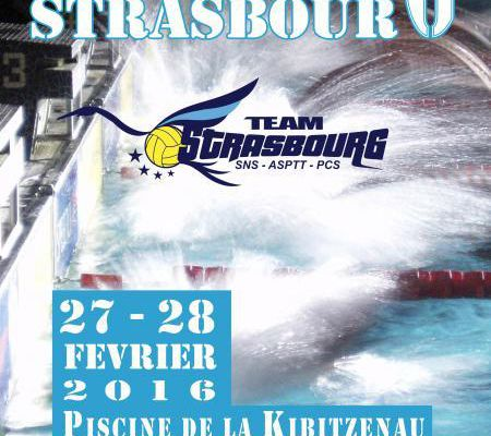 Meeting National de Strasbourg - Challenge Jacky Ernewein - 50 m