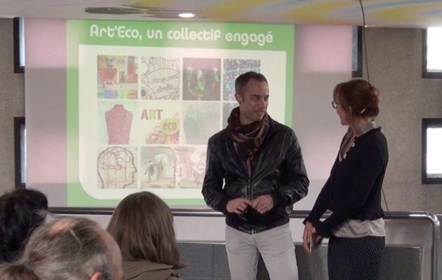 Conférence Art'Eco à Rueil