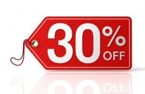 #SOLDES : 30% de réduction NK-CREATION