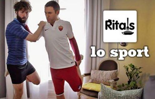 """I """"RITALS"""" : LO SPORT (16° episodio)"""