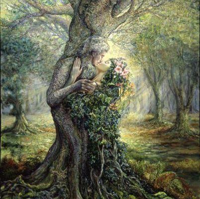 قصيدة شعر بقلم فتحية نصر: كن شجرة، كن شجرة يا حبيبي