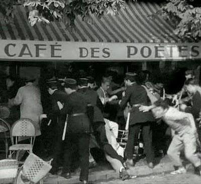 CAFÉ DES POÈTES