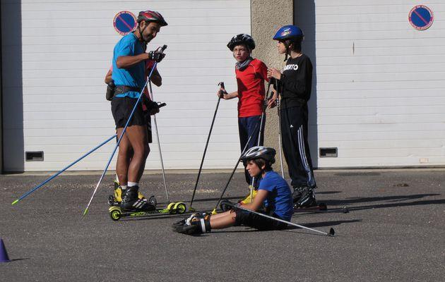 Slalom spécial en Chartreuse le 10/10/15