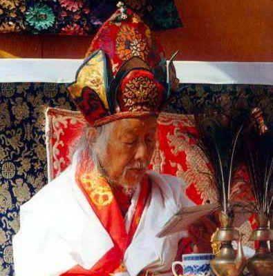 Suite de mes souvenirs relatifs à Chhimed Rigdzin Rinpoché, n° 4: quelques réflexions sur la «folle sagesse»