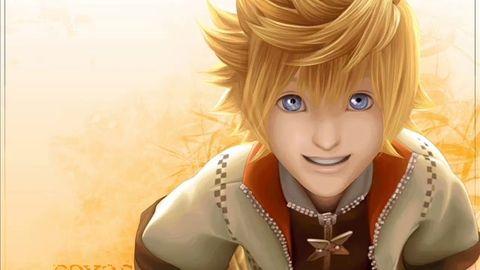 Le personnage du Mois ~ Roxas ~ Kingdom Hearts