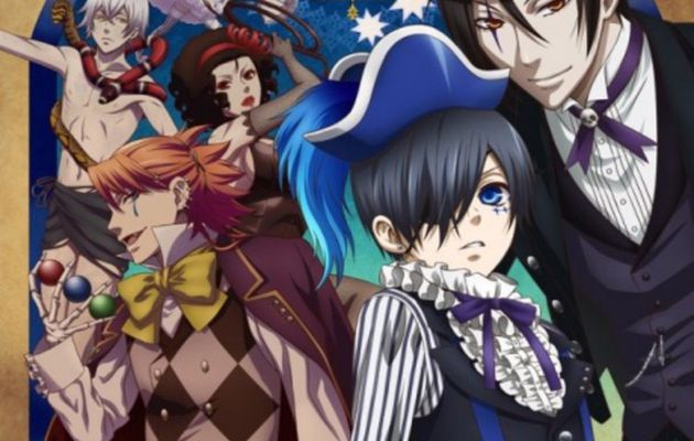 Revue : Black Butler ~ Book of Circus
