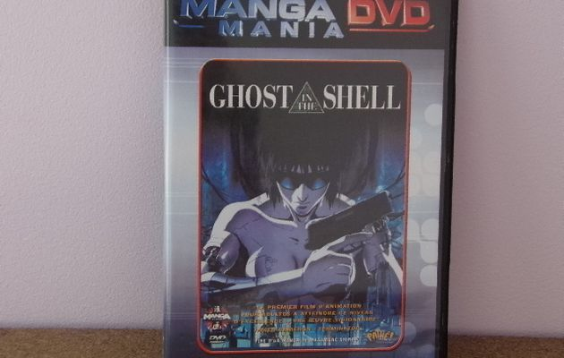 Ghost in the shell - Manga mania DVD