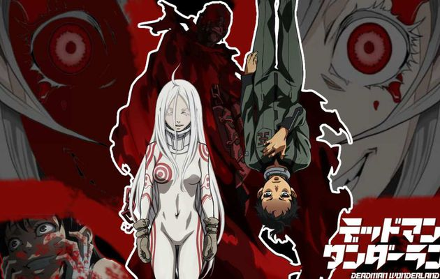 Animés/mangas #8 : Deadman Wonderland