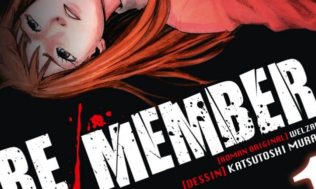 Animés/mangas #12 : Re/member (1)