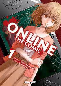 Animés/mangas #14 : Online the comic