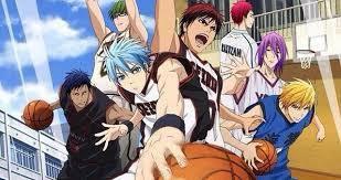 Animés/mangas #16 : Kuroko no basket
