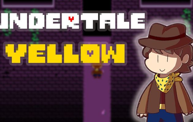 Undertale Yellow - UNDERTALE fangame
