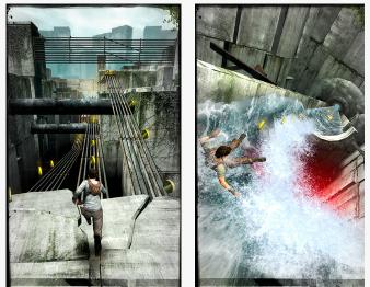 Critique de jeu vidéo: Le Labyrinthe - le jeu vidéo