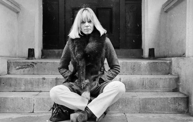 Anita Pallenberg Changed How We All Dress, Not Just Keith Richards