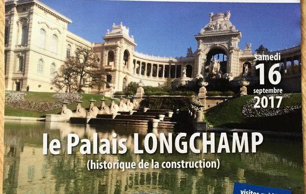 L APEL ST JO PARTENAIRE DES JOURNEES DU PATRIMOINE AU PALAIS LONGCHAMP !