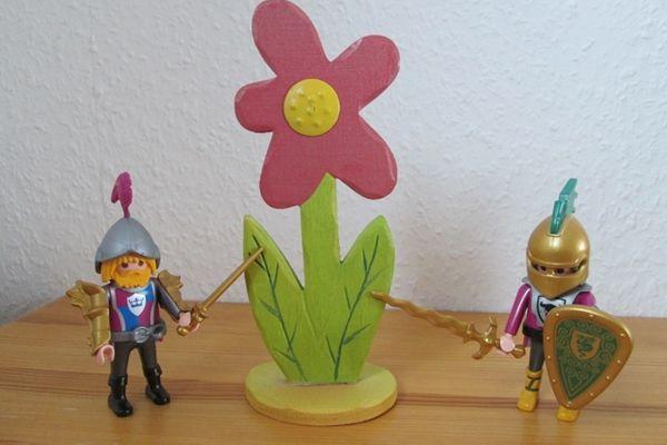 Stoppt die Blumenquälerei!