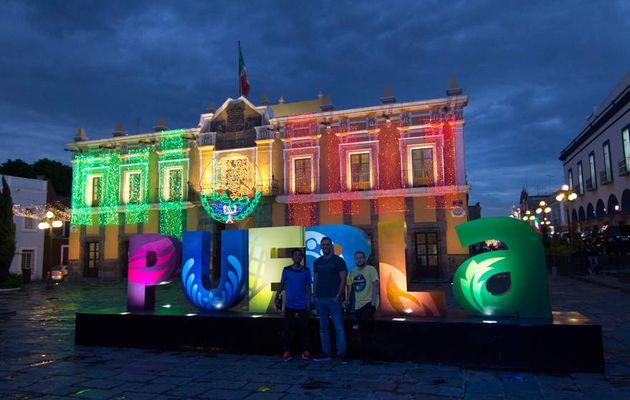 Puebla et Cholula