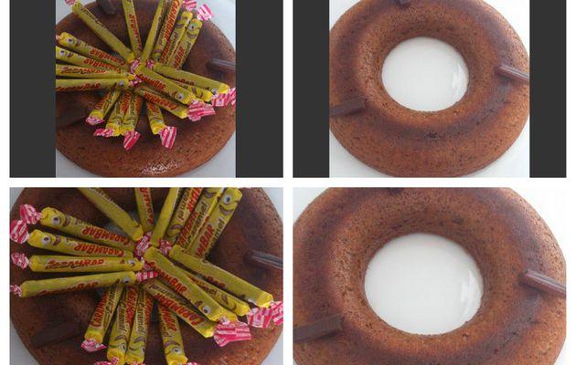 Cake Au Carambar Fait par Fatma Rekik