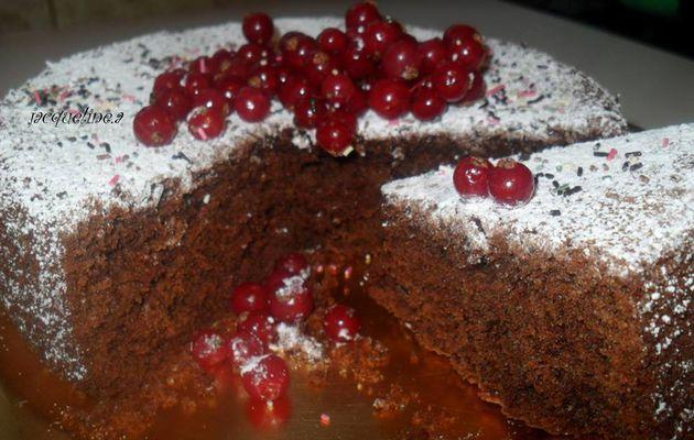 Moelleux au chocolat Fait par Jacqueline Alfonsi
