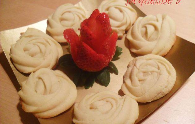 Petit biscuit spritz Fait par Jacqueline Alfonsi