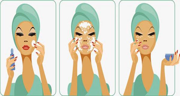 Masque de nuit pour vous réveiller comme une princesse: Gel éclaircissant des mains et des pieds