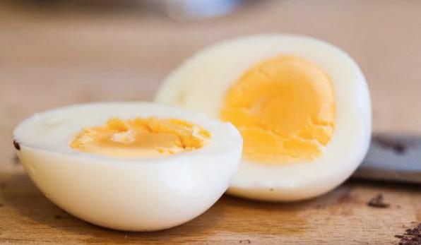 régime Boiled egg: Faible jusqu'à 11 kg en 2 semaines!