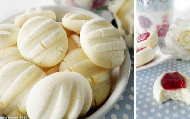 Faire ces biscuits savoureux et lait condensé Surprenez vos amis