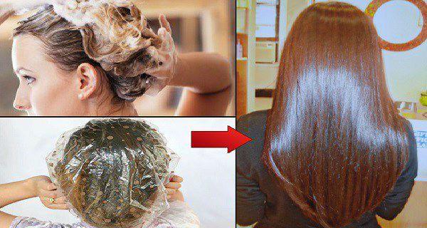 Appliquez ce masque sur vos cheveux et attendre 15 minutes - les effets vous coupera le souffle!