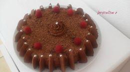 Moelleux au chocolat réalisé par ma chére Jacqueline Alfonsi