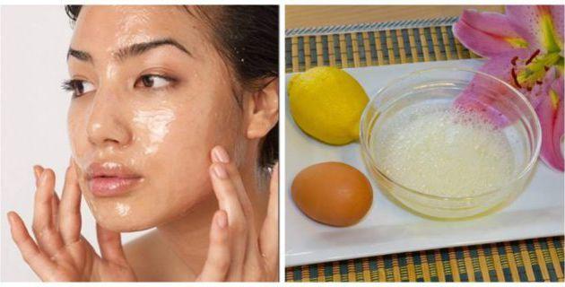 Paraître plus jeune en 5 minutes:  naturel masque