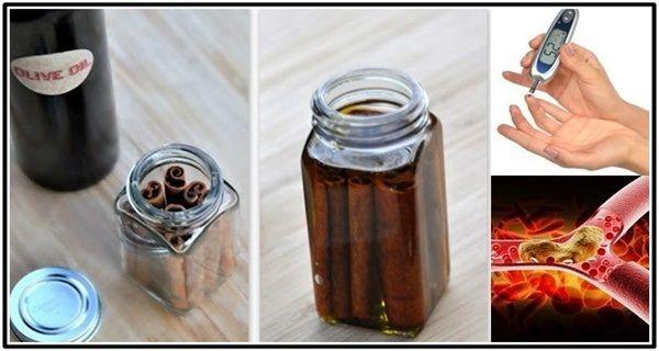 Faites votre huile de cannelle et utiliseront ses bienfaits pour la santé!