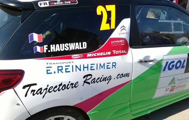 INTERVIEW DE FREDERIC HAUSWALD