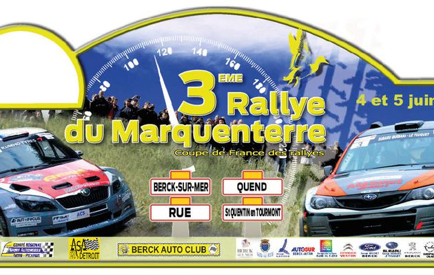 Rallye du MARQUENTERRE 2016: questions à l'organisateur